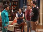 Sheldon's Class - The Big Bang Theory