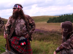Robertsons in Scotland - Duck Dynasty