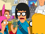Tina the Spy - Bob's Burgers