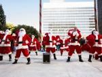 A Santa Flash Mob - Major Crimes