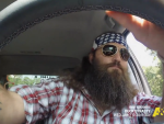 Driving with Duck Dynasty