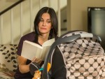 Reading a Book - Cougar Town