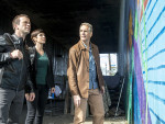 Murder On the Wall - NCIS: New Orleans