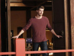 Luke Mitchell as Lincoln - Agents of S.H.I.E.L.D.