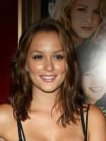 Leighton in Front