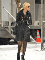 Taylor Arrives