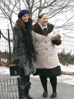 Dorota and Blair