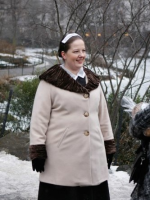 Bundled Up Dorota