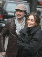 Matthew and Leighton