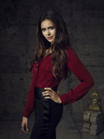 Nina Dobrev Cast Shot