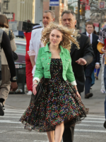 Carrie in the NYC