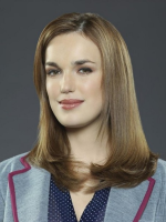 Elizabeth Henstridge as Agent Jemma Simmons