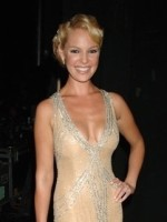 Katherine Heigl at the Emmys