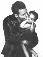 Justin Chambers & Daughter