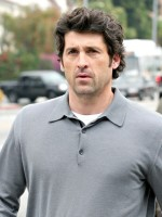 "Patrick Dempsey On the Set of His New Movie, ""Made of Honor"" 1"