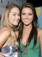 Lauren and Audrina