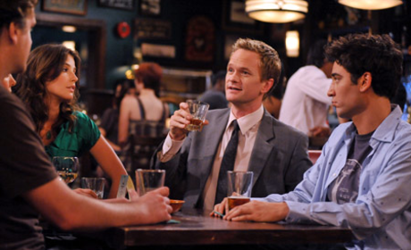 How I Met Your Mother Reruns on Lifetime