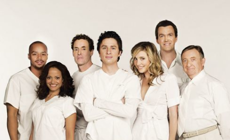 ABC Sets Scrubs Finale Date