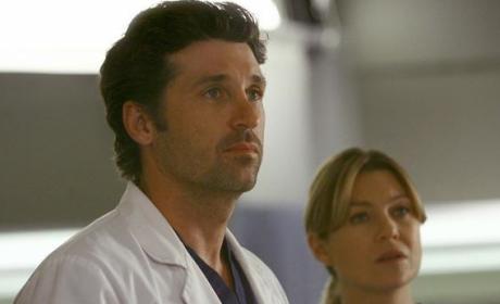 Grey's Anatomy Spoilers: McDreamy Naked?