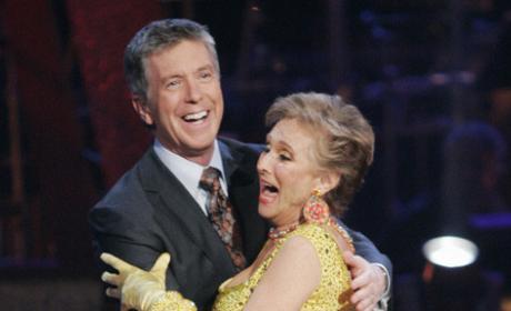 Dancing with the Stars Eliminates Cloris Leachman