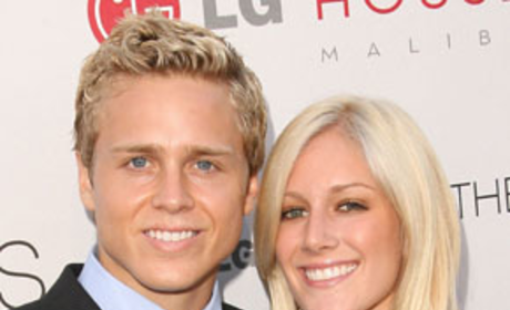 Reports: Heidi Montag and Spencer Pratt Get Married