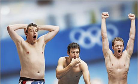 Pretend Swimmers