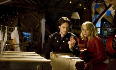 "Smallville Pics from ""Legion"""
