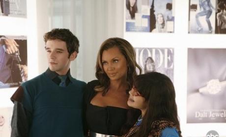 Wilhelmina and Her Assistants