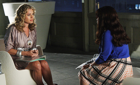 Betty and Alexis