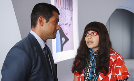 "Ugly Betty Recap: ""Crimes of Fashion"""