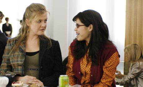 Betty and Christina Talk