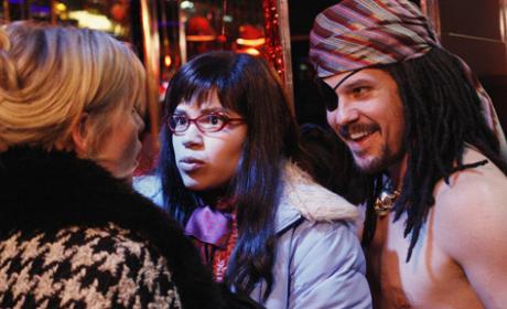 Betty and Chrisitna Meet a Pirate Stripper