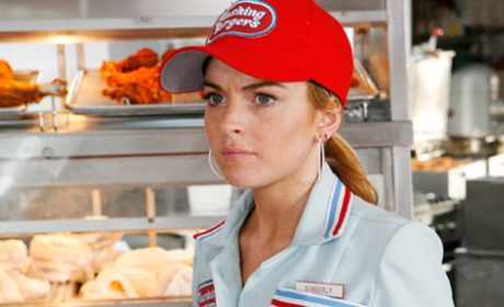 Lindsay Lohan as Kimmie Keegan