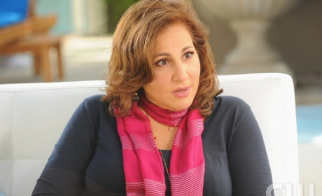 Kathy Najimy as Patricia Kingston