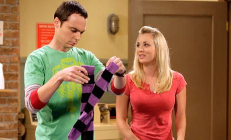 Penny Tells Sheldon a Secret