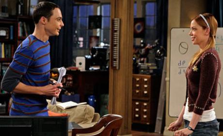 Sheldon and Romana