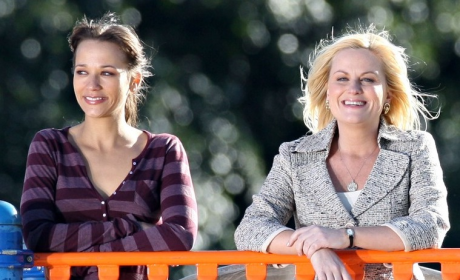 Amy Poehler & Rashida Jones to Star in Public Service