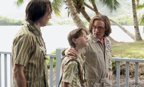 Lost Spoilers: Young Ben Returns?