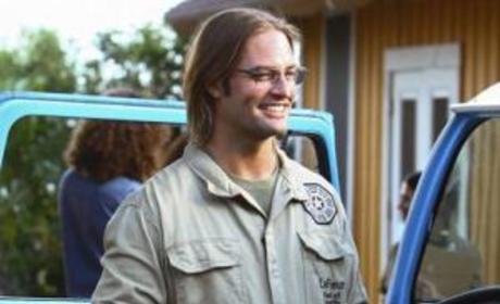 Sawyer in Glasses