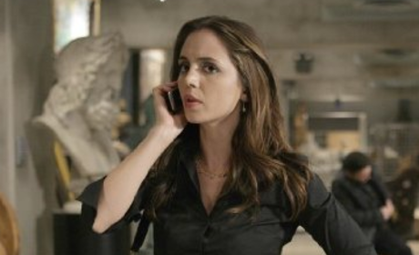Eliza Dushku Dishes on Dollhouse Season Two