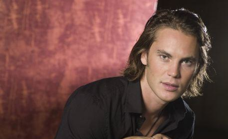 Taylor Kitsch of Friday Night Lights