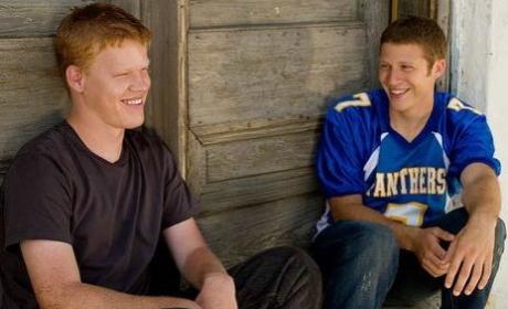 Landry and Matt: Best Buds