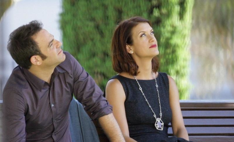Kate Walsh, Paul Adelstein