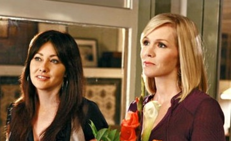 Jennie Garth and Shannen Doherty: The Entertainment Weekly Interview