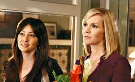 Brenda and Kelly