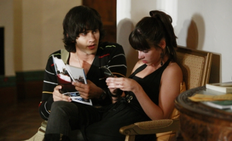 90210 Spoilers: The Not-So-End-of-the-Line for Adrianna and Navid