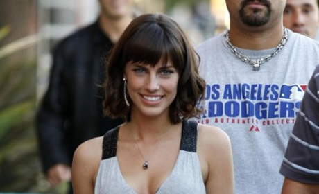 Jessica Lowndes Dishes on Future of Adrianna and More!