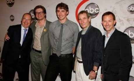 Lee Pace, Jim Dale and Pushing Daisies Crew at New York Television Festival