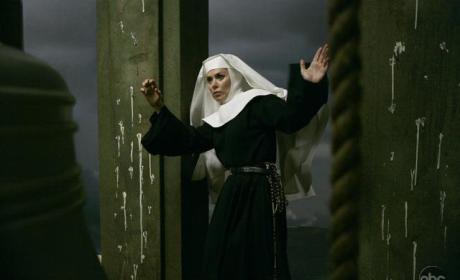 Chuck the Nun