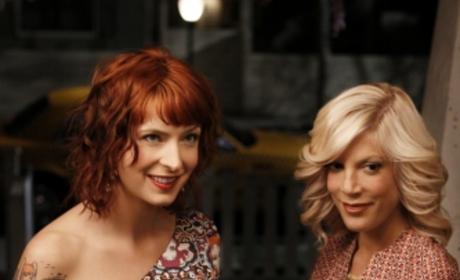 Tori Spelling Speaks on Possible 90210 REturn